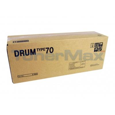 SAVIN 3650 TYPE 70 DRUM BLACK